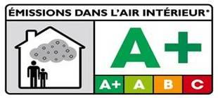 Etiquetage air intérieur des produits de décoration