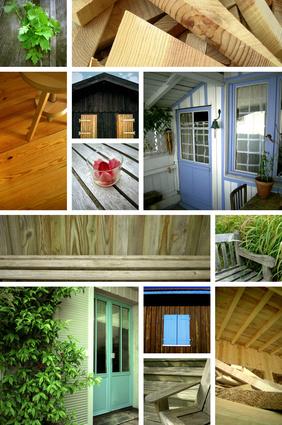 Découvrez les peintures et lasures bois de la gamme ONIP