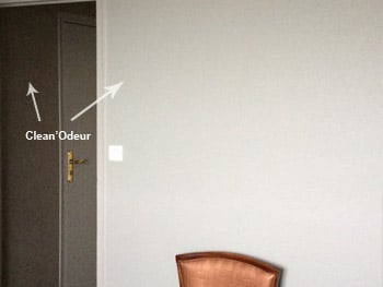 h tels la peinture clean 39 odeur l 39 honneur peintures onip. Black Bedroom Furniture Sets. Home Design Ideas
