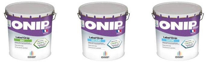 Label Onip Clean R