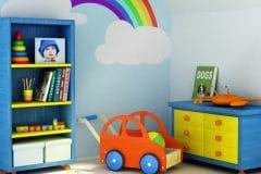 Astuces pour une chambre d'enfant saine