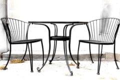 Comment rénover son mobilier en métal ?