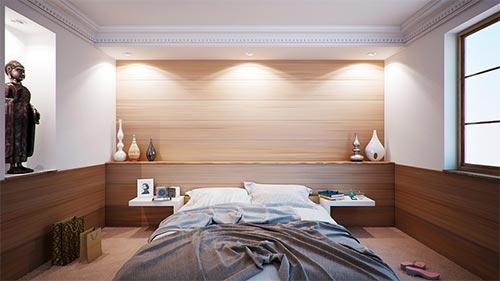 Regulation thermique chambre