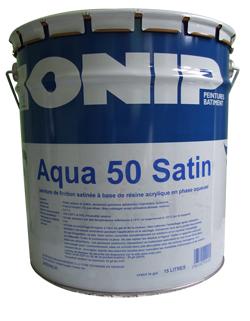 Aqua 50 Satin