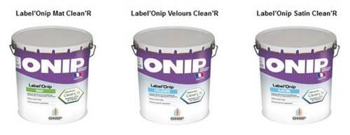 Nouvelles bases disponibles pour le Label'Onip Clean'R