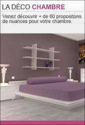 Découvrez notre nuancier interactif dédié à la peinture chambre