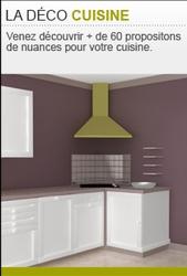 Découvrez notre nuancier interactif dédié à la peinture cuisine