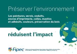 FIPEC : Préserver l'environnement