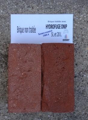 Hydrofuge Onip : Imperméabilisez vos surfaces !