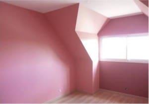 peinture active chambre