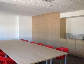 Salle de réunion avec Label'Onip Clean'R