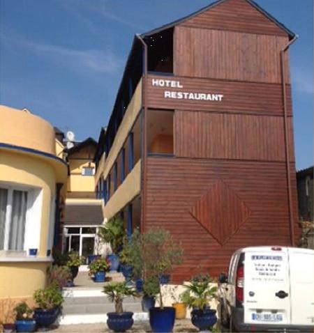 Un hôtel-restaurant rénové à Brou par Onip !