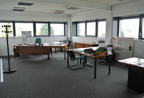 chantier Onip Bureaux Eurovia