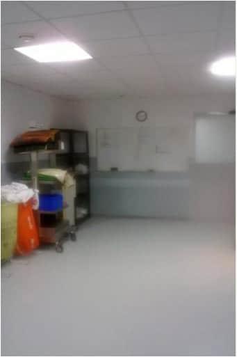 Bloc opératoire clinique du Val de Sambre