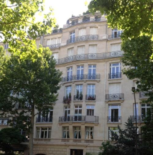Chantier parisien Label'Onip Clean'R ARC EN CIEL