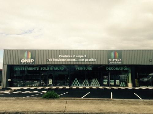 Distributeur : déménagement de l'agence Deletang à Limoges (87)