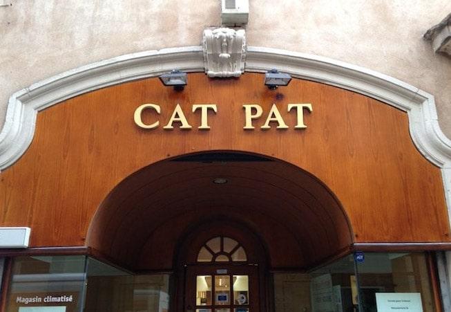 Chantier magasin Cat Pat