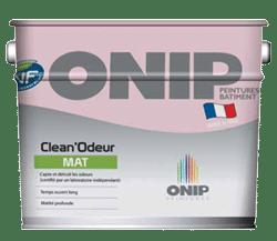 Clean'Odeur Peintures Onip