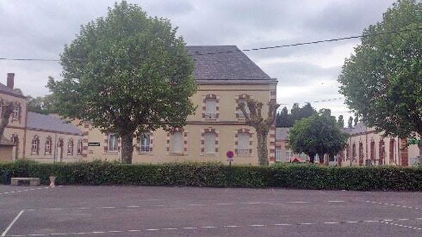 Ecole maternelle dans le Loiret rénovée avec une peinture dépolluante Onip