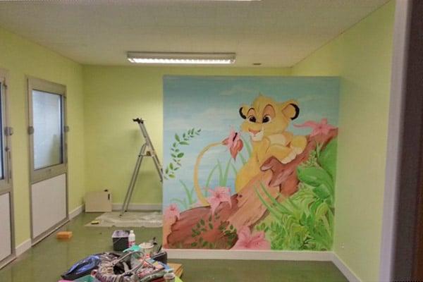 Peinture Dépolluante Onip Ecole Maternelle