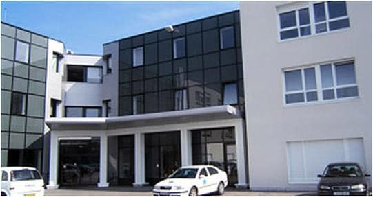 Peinture dépolluante : Pôle consultation Cardiologie de la Clinique de l'Europe d'Amiens