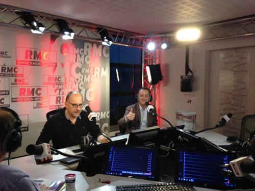 Michel Plana sur RMC