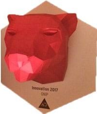 Trophée de l'Innovation pour la peinture Clean'Odeur d'Onip