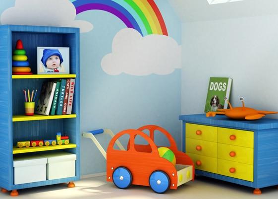chambre enfant saine