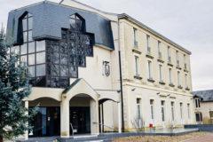 L'Hôtel des sources rénove son extérieur et son intérieur avec les peintures ONIP