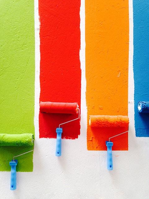 Comment Choisir Votre Rouleau Ou Pinceau Peintures Onip