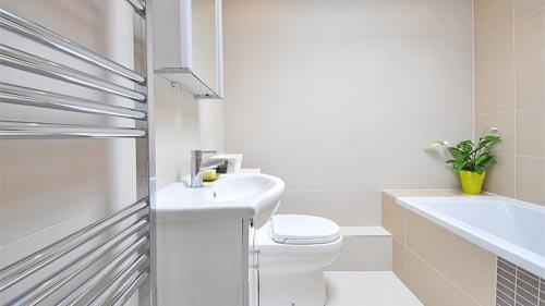 Regulation thermique salle de bain