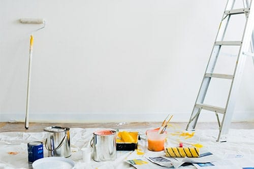 Devis Peinture à Mérignac → Coût au m2 : Maison, Appartement, Studio
