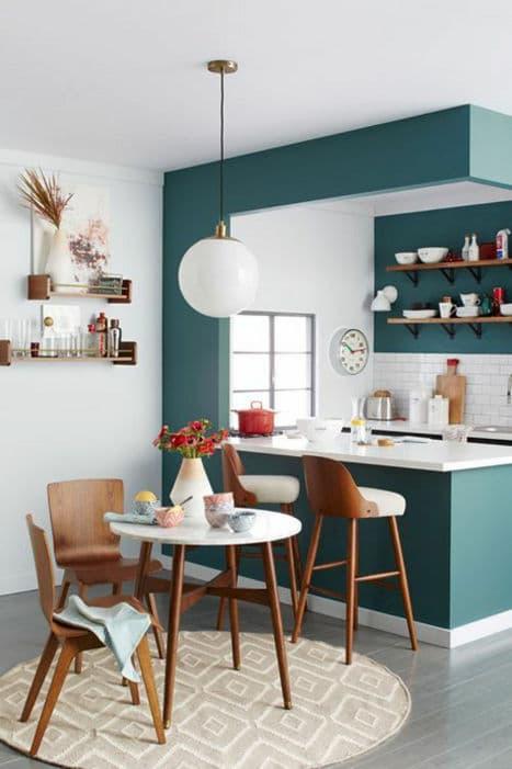 separer-cuisine-salon-avec-peinture