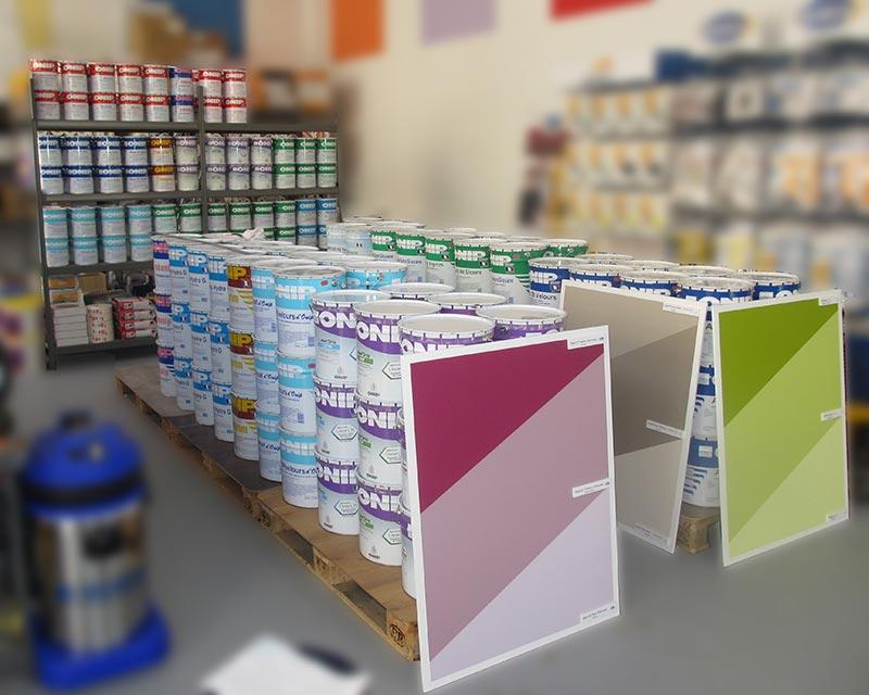 onip pots peinture recyclables