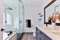 Quelle peinture choisir dans ma salle de bains ?