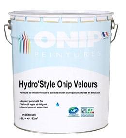 peinture Hydro'Style Onip Velours