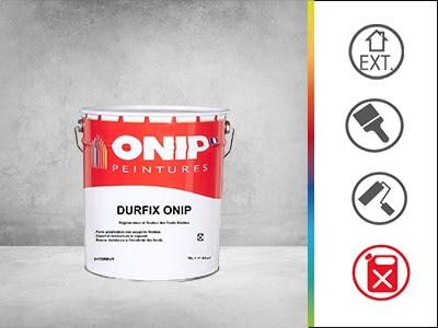 peinture durfix onip