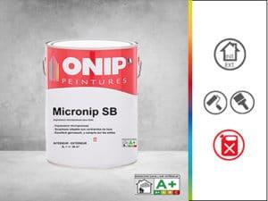 Impression microporeuse micronip SB