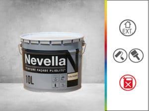 peinture pliolite pour façades