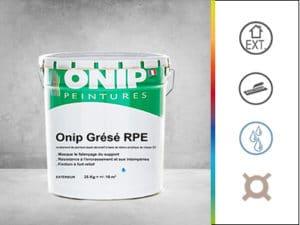 revetement façade onip grésé RPE