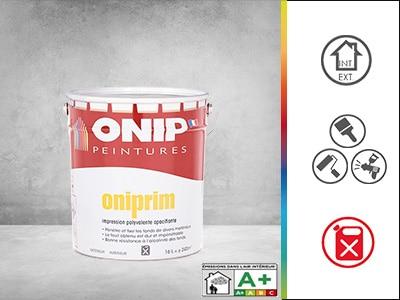 peinture oniprim