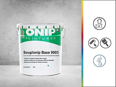 couche intermédiaire souplonip base 9003
