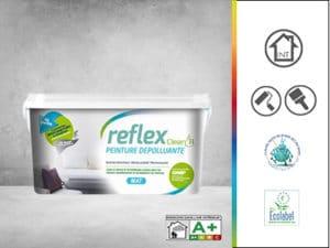 reflex clean r mat peinture dépolluante